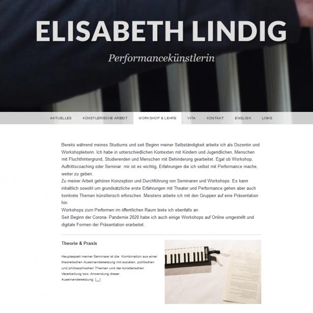 Elsas Website